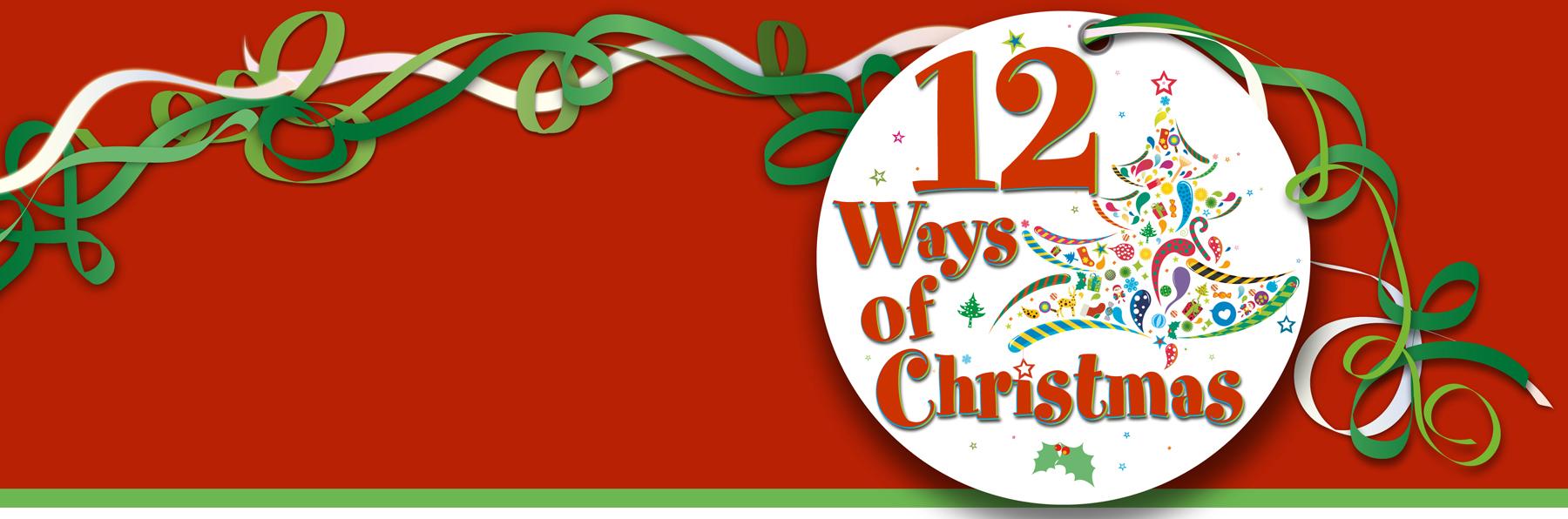 12 Ways of Christmas: Easy, peasy holiday ideas!