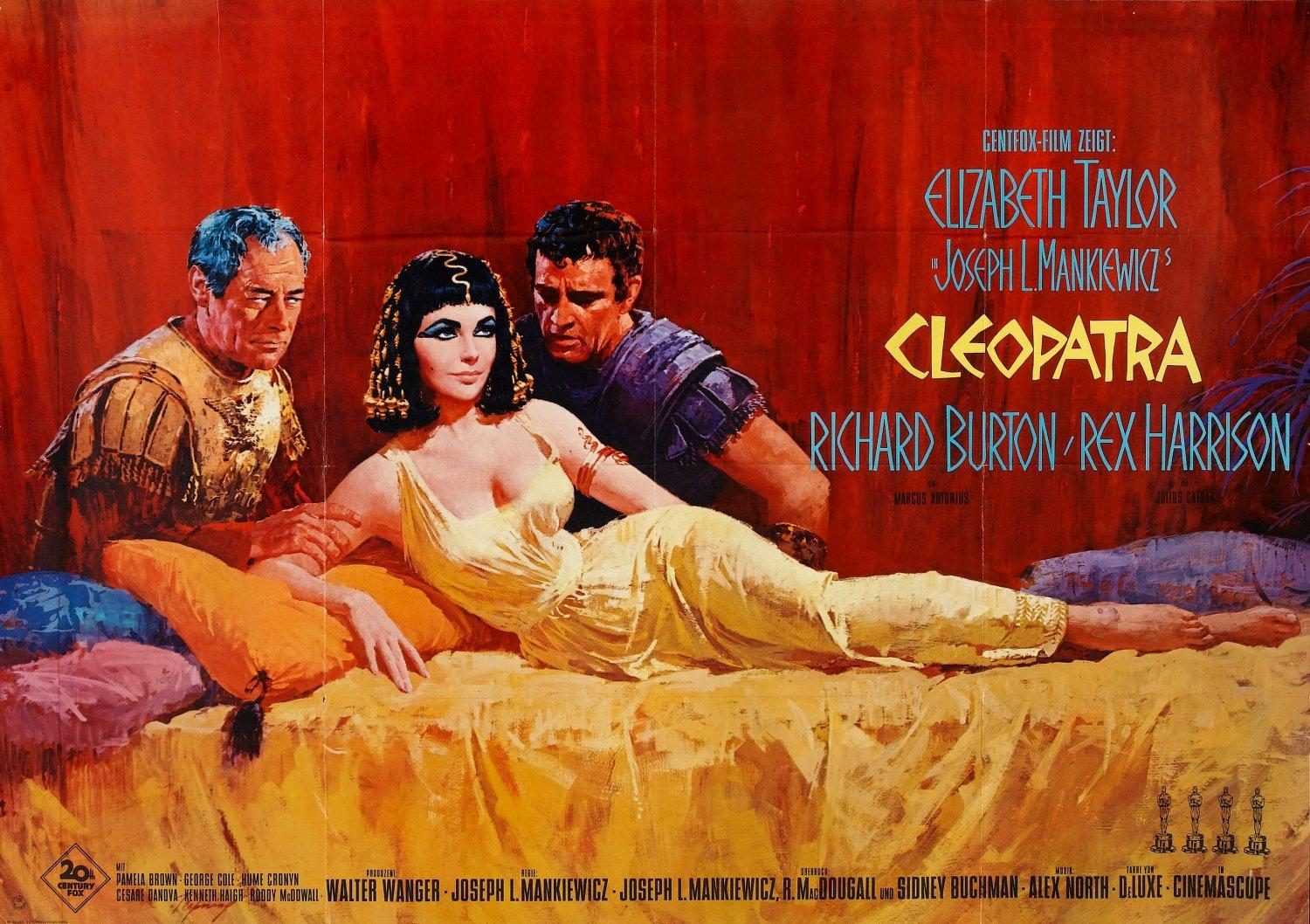 What I learned from Cleopatra… and Mom!