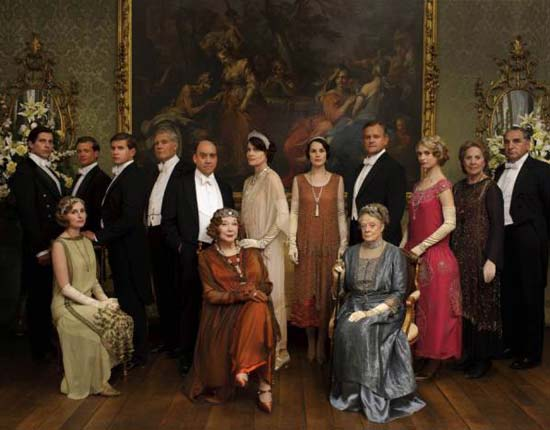 I want to live at Downton Abbey…