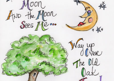 """""""I See The Moon"""""""